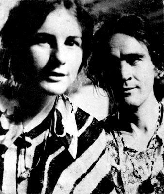 Angelita y Gonzalo Arango